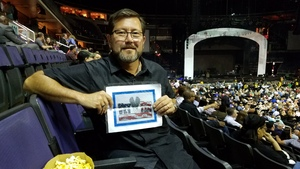 David attended Daryl Hall & John Oates and Train on Jun 11th 2018 via VetTix