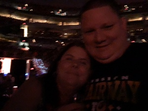 Charles- Navy Vet attended Daryl Hall & John Oates and Train on Jun 11th 2018 via VetTix