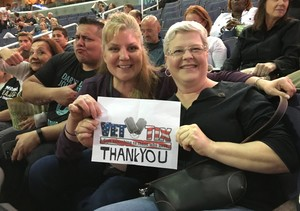 Renee attended Daryl Hall & John Oates and Train on Jun 11th 2018 via VetTix