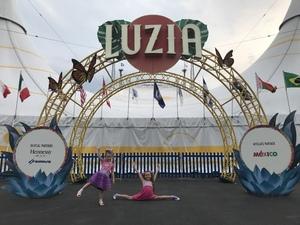 Anthony attended Luzia by Cirque Du Soleil on Jun 8th 2018 via VetTix