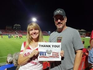 Click To Read More Feedback from Phoenix Rising FC vs. Tulsa Roughnecks - USL