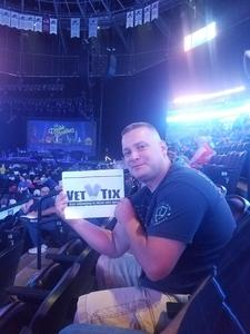 Eric attended Steely Dan & the Doobie Brothers - the Summer of Living Dangerously on Jun 12th 2018 via VetTix