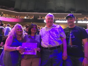 Karen attended Steely Dan & the Doobie Brothers - the Summer of Living Dangerously on Jun 12th 2018 via VetTix
