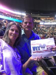 David attended Steely Dan & the Doobie Brothers - the Summer of Living Dangerously on Jun 12th 2018 via VetTix