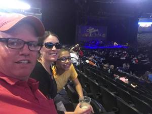 Joe attended Steely Dan & the Doobie Brothers - the Summer of Living Dangerously on Jun 12th 2018 via VetTix