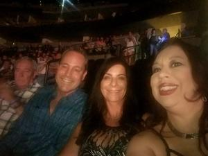 Jessica attended Steely Dan & the Doobie Brothers - the Summer of Living Dangerously on Jun 12th 2018 via VetTix