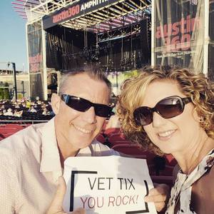 Brian attended Ray Lamontagne With Very Special Guest Neko Case - Pop on Jun 9th 2018 via VetTix