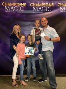 Jonathan attended Champions of Magic - Sunday on Jun 24th 2018 via VetTix
