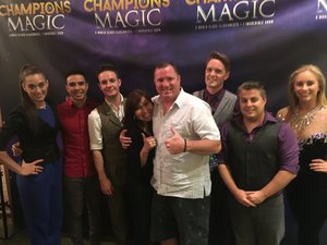 Sean attended Champions of Magic - Sunday on Jun 24th 2018 via VetTix