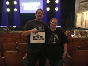 Tim attended Champions of Magic - Sunday on Jun 24th 2018 via VetTix