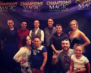 michael attended Champions of Magic - Sunday on Jun 24th 2018 via VetTix