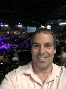 Eric attended Alan Parson's Project Live on Jun 8th 2018 via VetTix