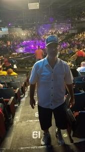 Robert attended Alan Parson's Project Live on Jun 8th 2018 via VetTix
