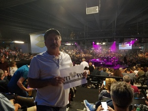 Christopher attended Alan Parson's Project Live on Jun 8th 2018 via VetTix