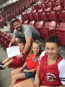 Click To Read More Feedback from Cincinnati Reds vs. Chicago White Sox - MLB