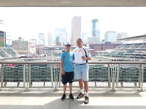 Click To Read More Feedback from Minnesota Twins vs. Texas Rangers - MLB