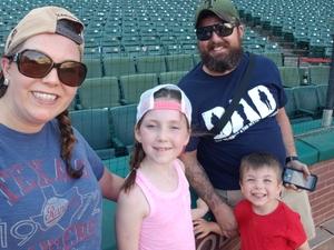 michael attended Texas Rangers vs. Colorado Rockies - MLB on Jun 17th 2018 via VetTix
