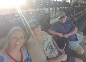 Jason attended Texas Rangers vs. Arizona Diamondbacks - MLB on Aug 13th 2018 via VetTix