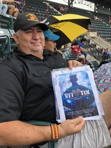 Danny attended Texas Rangers vs. Seattle Mariners - MLB on Sep 23rd 2018 via VetTix