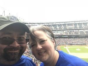 Jimmy attended Texas Rangers vs. Seattle Mariners - MLB on Sep 23rd 2018 via VetTix