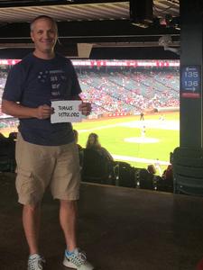 Brad attended Texas Rangers vs. Seattle Mariners - MLB on Sep 23rd 2018 via VetTix