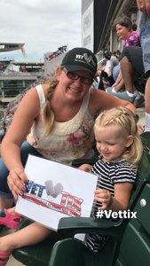 Joshua attended Minnesota Twins vs. Texas Rangers - MLB on Jun 24th 2018 via VetTix