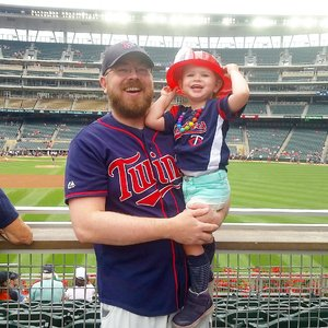 Kristin attended Minnesota Twins vs. Texas Rangers - MLB on Jun 24th 2018 via VetTix