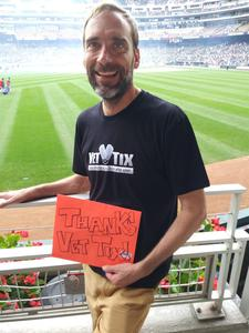 Chad attended Minnesota Twins vs. Texas Rangers - MLB on Jun 24th 2018 via VetTix