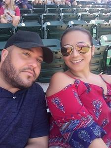 Joey attended Atlanta Braves vs. St. Louis Cardinals - MLB on Sep 19th 2018 via VetTix
