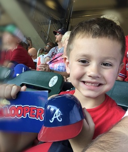 E attended Atlanta Braves vs. St. Louis Cardinals - MLB on Sep 19th 2018 via VetTix