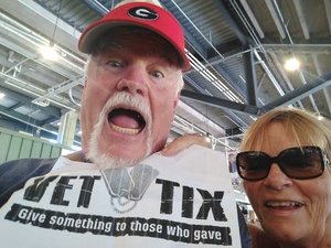 Phil attended Atlanta Braves vs. St. Louis Cardinals - MLB on Sep 19th 2018 via VetTix
