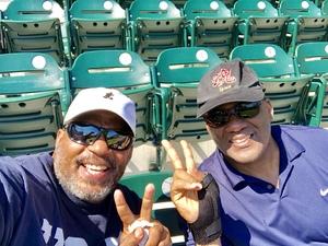 Geoffrey attended Atlanta Braves vs. St. Louis Cardinals - MLB on Sep 19th 2018 via VetTix