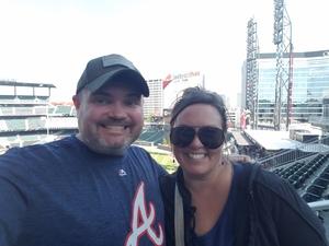 Daniel attended Atlanta Braves vs. St. Louis Cardinals - MLB on Sep 19th 2018 via VetTix
