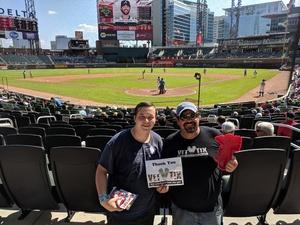 Joseph attended Atlanta Braves vs. St. Louis Cardinals - MLB on Sep 19th 2018 via VetTix