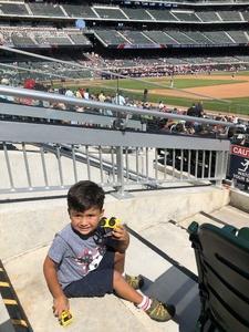 Melissa attended Atlanta Braves vs. St. Louis Cardinals - MLB on Sep 19th 2018 via VetTix