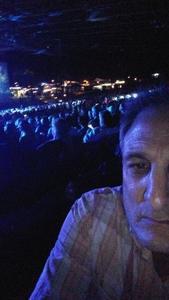 Jeffrey attended Chicago / Reo Speedwagon - Pop on Jun 17th 2018 via VetTix