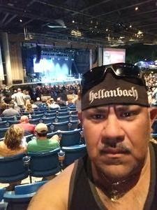 Joel attended Chicago / Reo Speedwagon - Pop on Jun 17th 2018 via VetTix