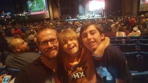 Joshua attended Chicago / Reo Speedwagon - Pop on Jun 17th 2018 via VetTix