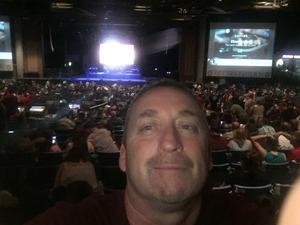 anthony attended Chicago / Reo Speedwagon - Pop on Jun 17th 2018 via VetTix