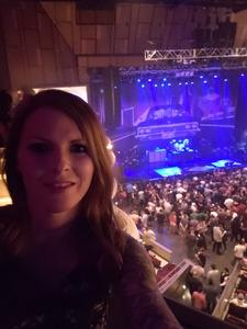 Brittany attended Blink 182 at the Pearl Concert Theater on Jun 9th 2018 via VetTix