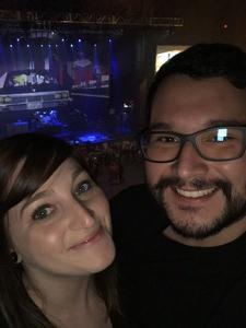 Isman attended Blink 182 at the Pearl Concert Theater on Jun 9th 2018 via VetTix