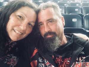 Jenny attended Slayer Live in Concert on Jun 12th 2018 via VetTix