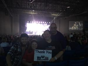 Jandy attended STYX / Joan Jett & the Blackhearts With Special Guests Tesla on Jun 13th 2018 via VetTix