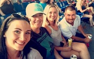 Heather attended Rascal Flatts: Back to US Tour 2018 on Jun 15th 2018 via VetTix