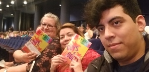 Maria attended Guys and Dolls - Wednesday on Jun 13th 2018 via VetTix