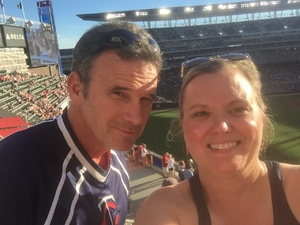Lance attended Minnesota Twins vs. Baltimore Orioles - MLB on Jul 5th 2018 via VetTix