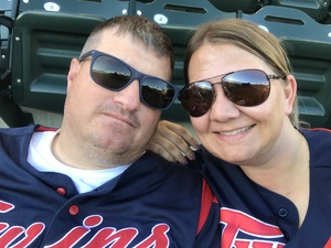 Chelby attended Minnesota Twins vs. Baltimore Orioles - MLB on Jul 5th 2018 via VetTix