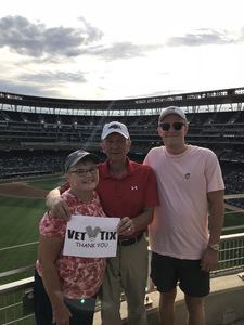 TIMOTHY attended Minnesota Twins vs. Baltimore Orioles - MLB on Jul 6th 2018 via VetTix