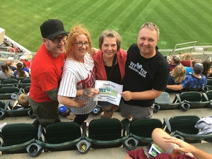Daniel attended Minnesota Twins vs. Baltimore Orioles - MLB on Jul 6th 2018 via VetTix