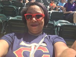 Jamie attended Minnesota Twins vs. Baltimore Orioles - MLB on Jul 7th 2018 via VetTix